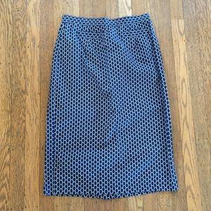 Brooklyn Industries High Waisted Pencil Skirt